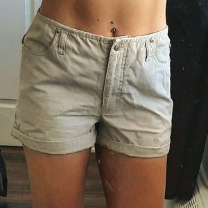 Kakhi shorts
